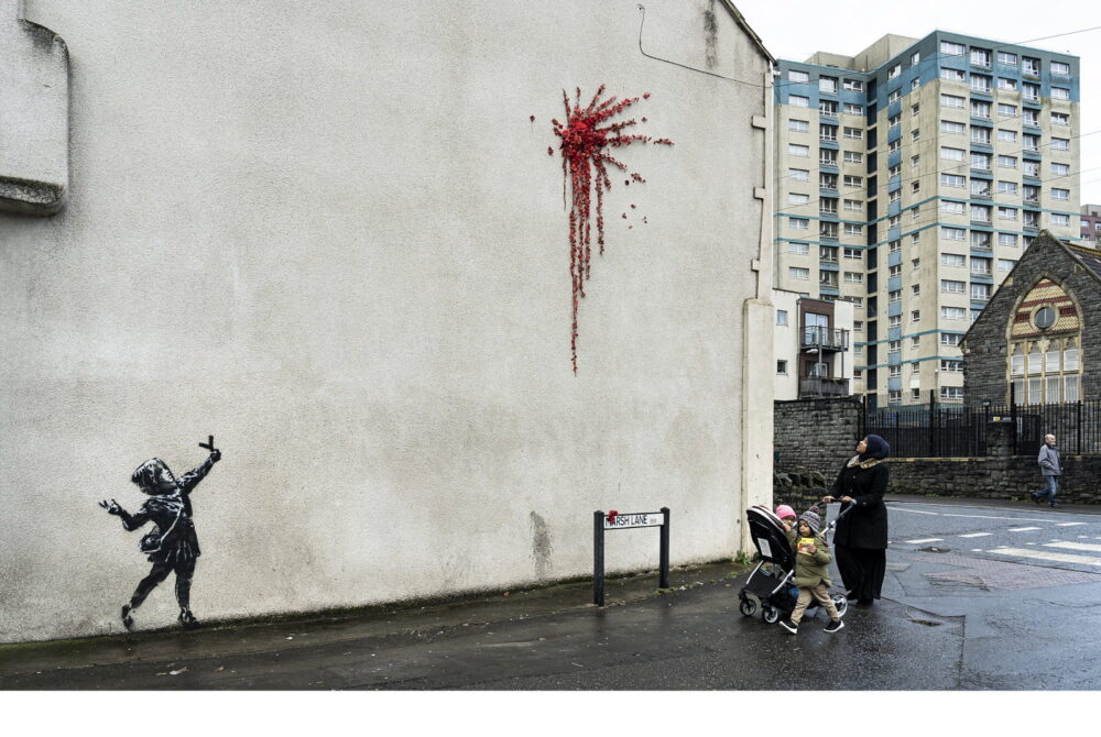 Bristol, 2020 © Banksy