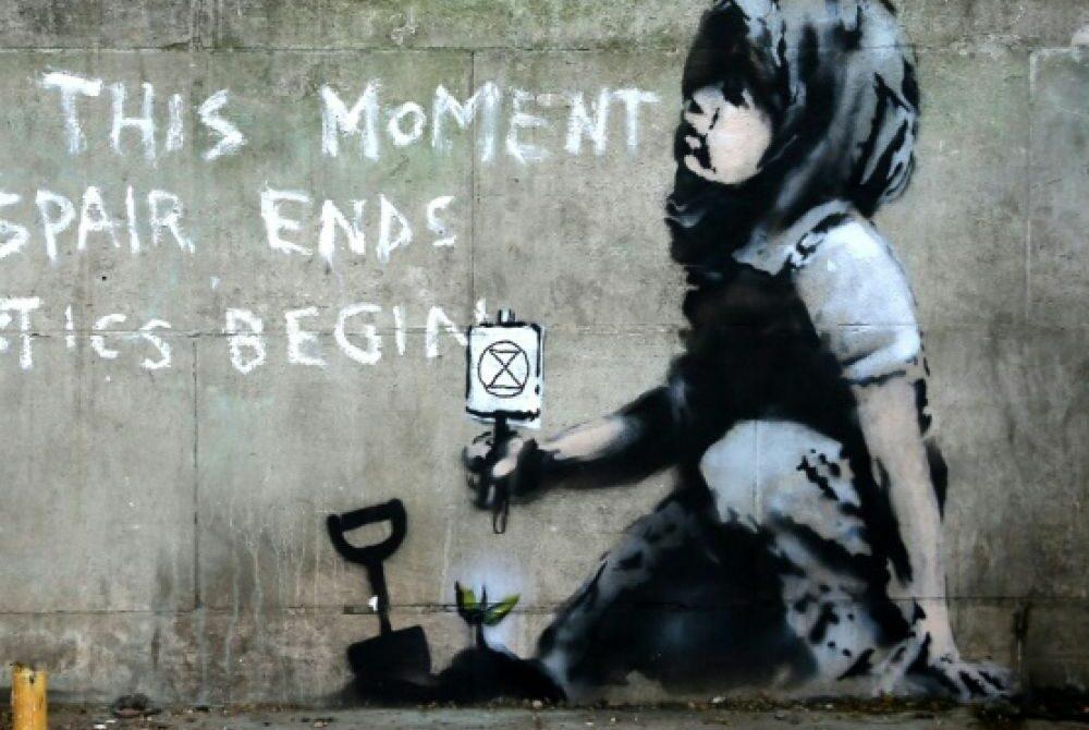Londres, 2019 © Banksy