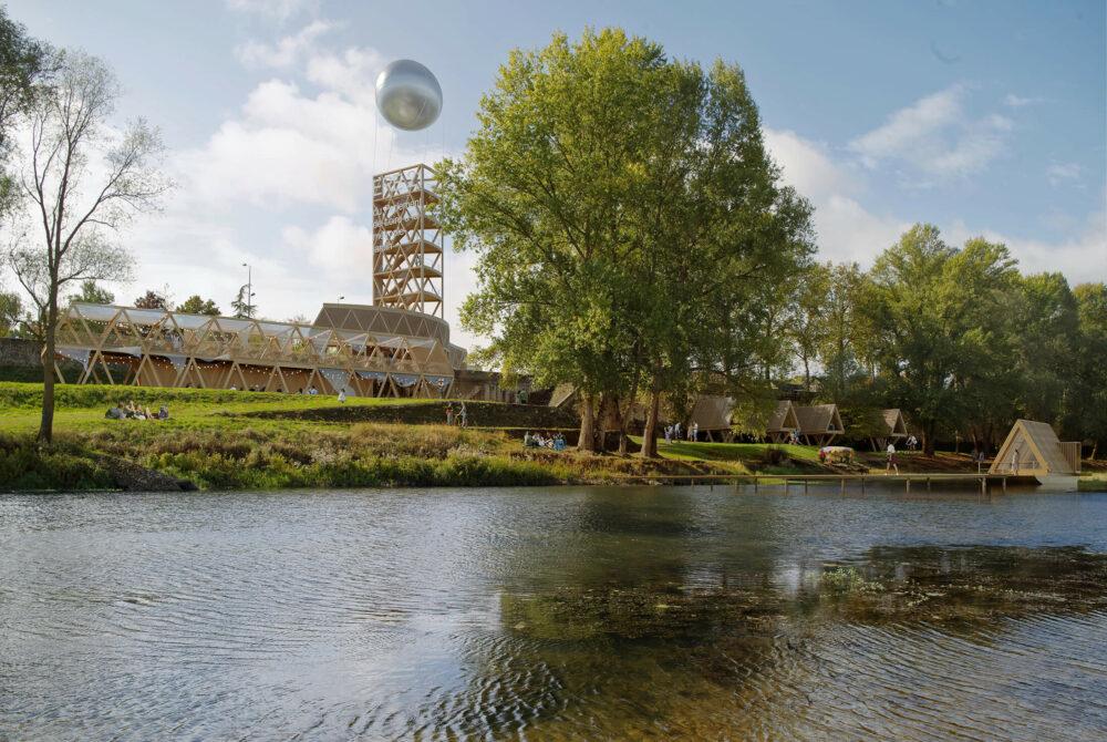 ÈRE 21 : du parlemen de Loire à la métropole jardin © Artefactorylab
