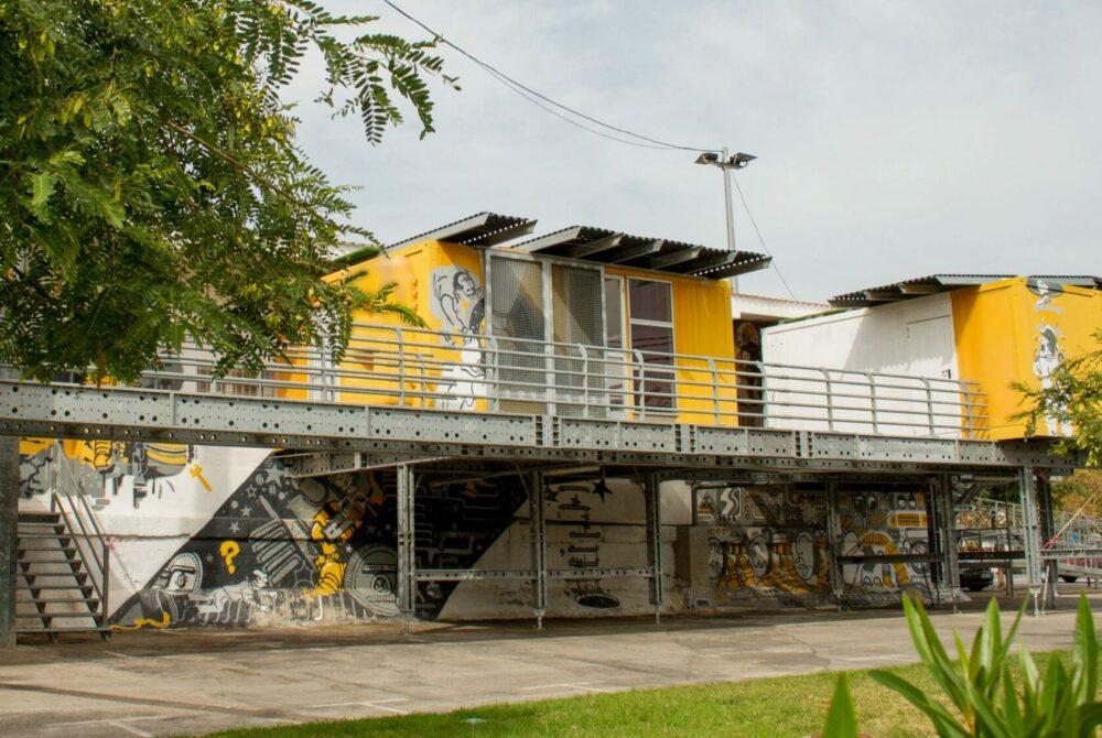 Recetas urbanas, the Curry Stone Foundation © Juan Gabriel Pelegrina