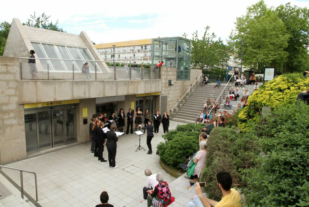 Séance avec l'Opéra de Rennes