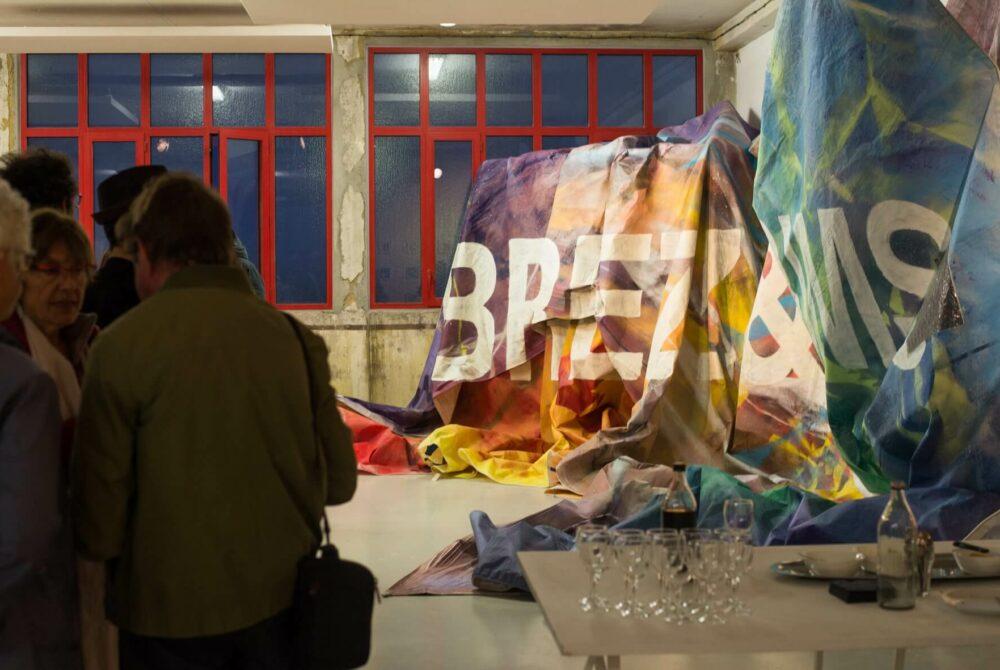 Exposition Brez & bims, 2018 © Ateliers du vent
