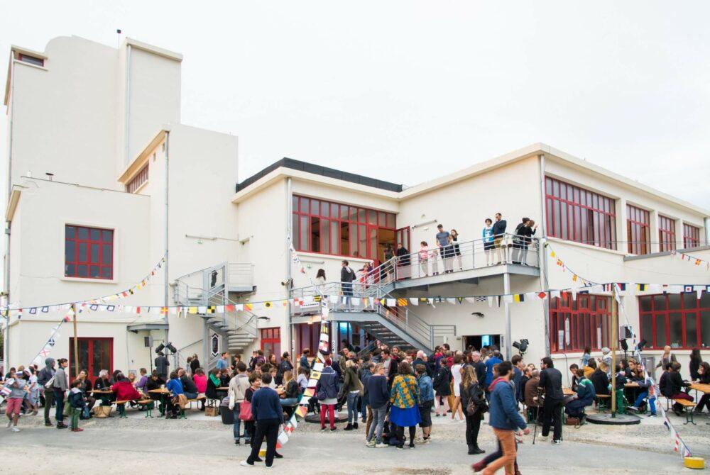 Inauguration des Ateliers du vent © Estelle Chaigne