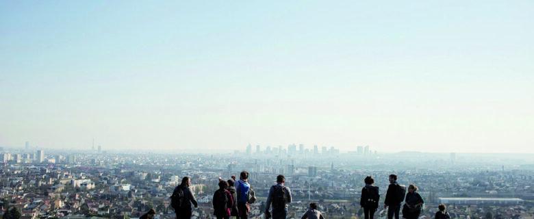 Image de couverture : Le sentier du Grand Paris