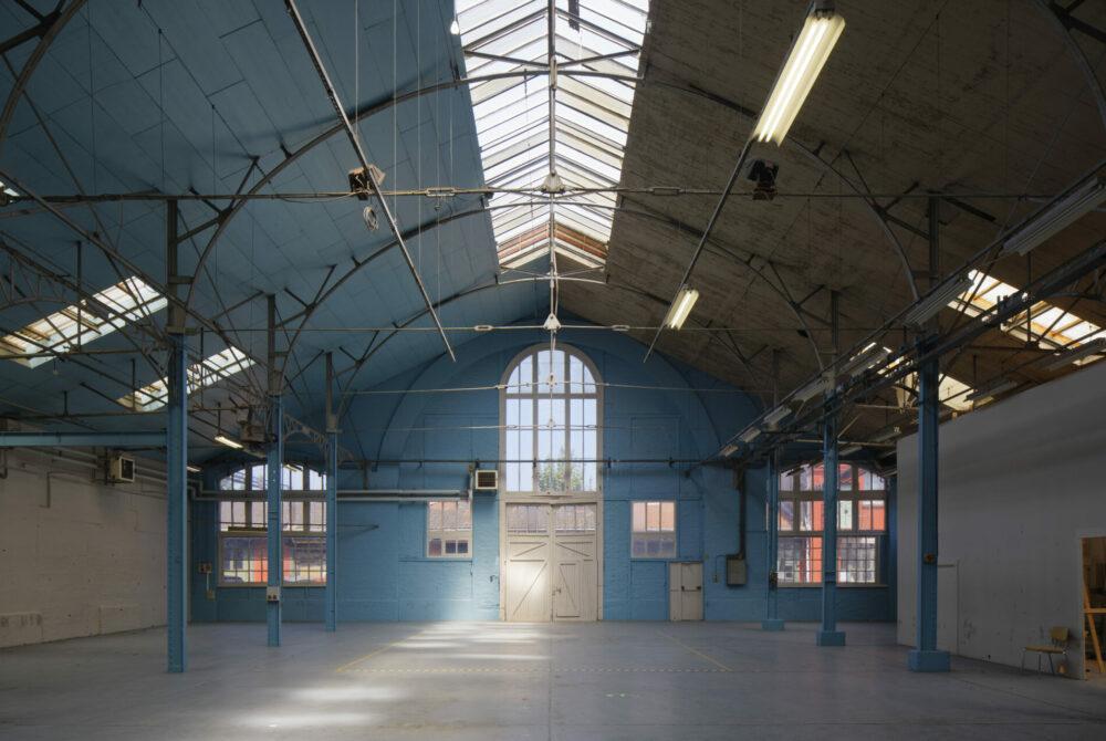 L'Orfèvrerie, les Ateliers Christofle - Halle bleue © Philippe Guignard