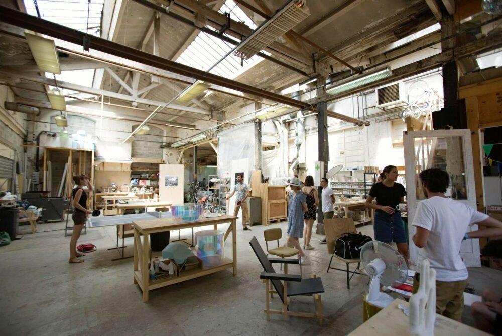 L'Orfèvrerie, les Ateliers Christofle © Quartus/Soukmachines