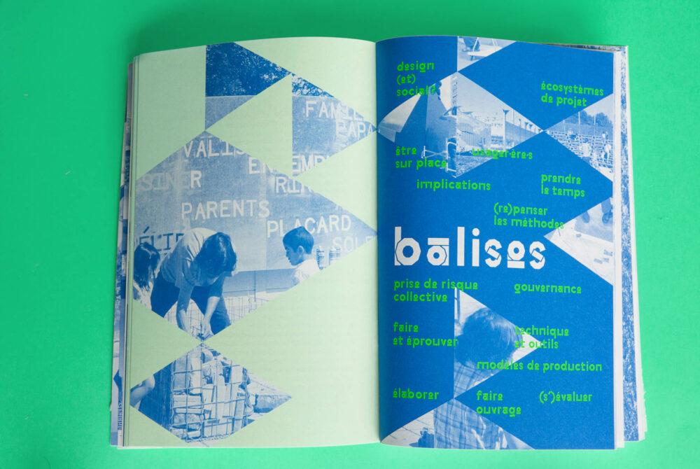 Publication En Quête de Design Social, récit et cartographies de projets